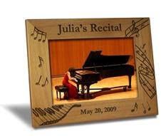 Piano Recital Frame