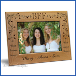 BFF frame