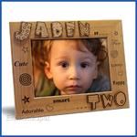 Kid's Birthday Frame