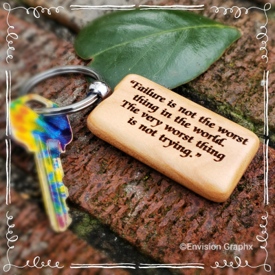 wood, maple, personalization, engraved, laser, keychain, natural, inspiration, name, custom, lavender, desk, name, plate
