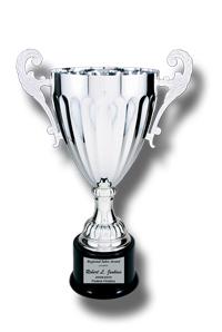 F2 Metal Trophy Cup