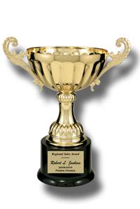 G1 Metal Trophy Cup