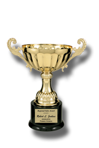 G2 Metal Trophy Cup