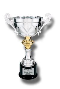 K2 Metal Trophy Cup